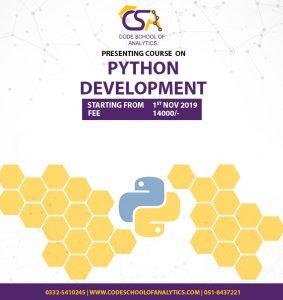 csa-python-development